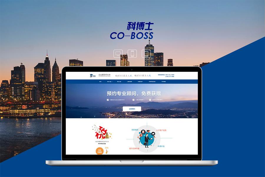 上海网站开发公司标志设计的要求有哪些